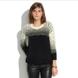 Madewell • Drift Stitch Chunky Sweater sz S